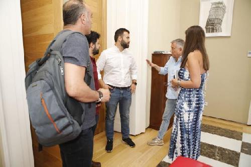 El Consistorio y el Círculo Empresarial buscan ideas para dinamizar la ciudad