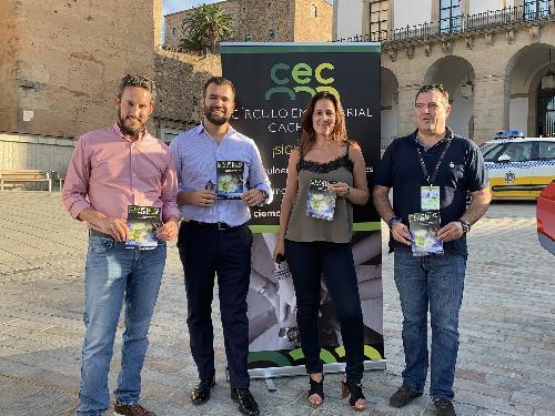 El Círculo Empresarial Cacereño colabora con la Semana Europea de la Movilidad