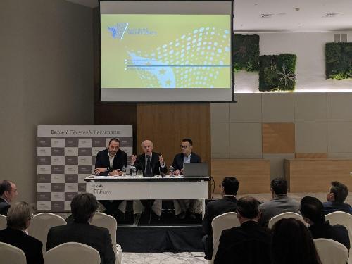 Infinity Lithium presenta el Proyecto de la Mina a Círculo Empresarial Cacereño