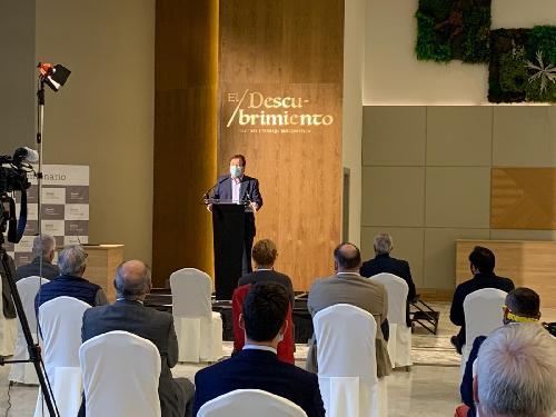 Círculo Empresarial Cacereño organiza una conferencia con Guillermo Fernández Vara